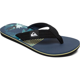 Quiksilver Molokai Layback Sandals Men black/blue/green